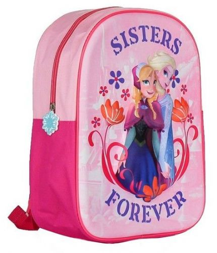 Disney Frozen 'Sisters Forever' Eva Junior School Bag Rucksack Backpack
